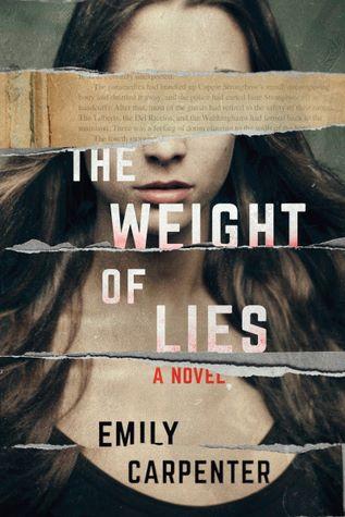 the weight of lies emily carpenter