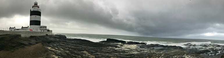 Hook Head Lighthouse panoramic
