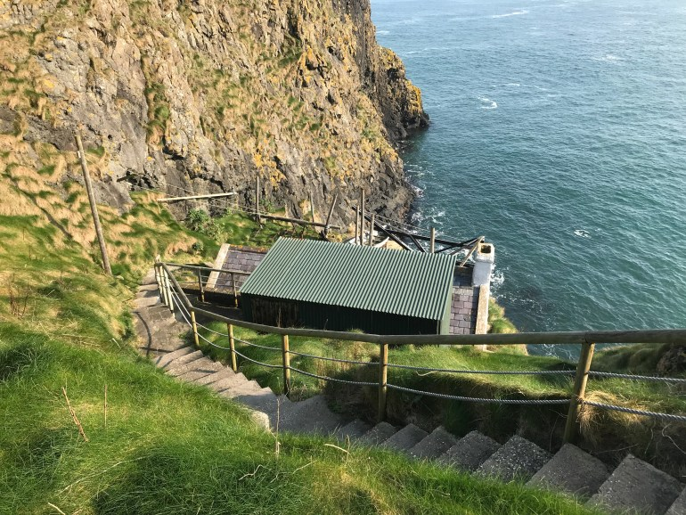 Carrick-a-Rede Island Fishery