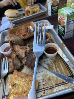 3 meat platter from Reagal Eagle