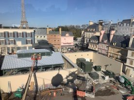 Ratatouille Construction Update