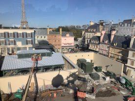 Ratatouille Construction Update