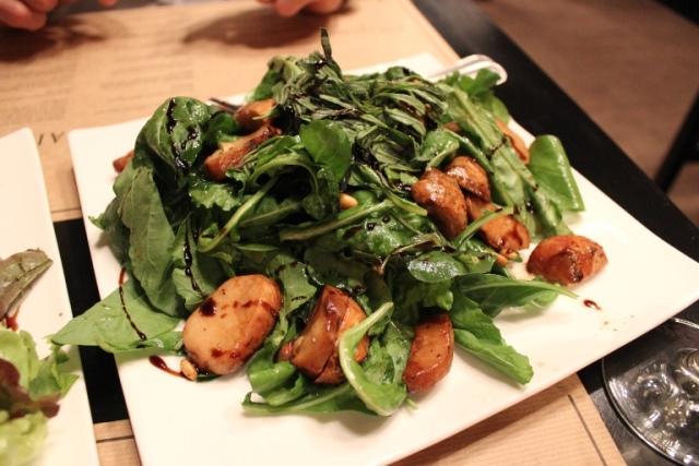 Rare Restaurant Ashrafieh Kama Salad