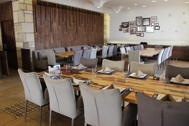 Maison M Lebanese Restaurant Interior