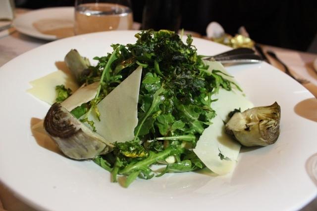 Prune Bistro Salad