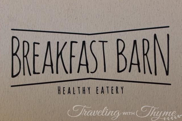 Breakfast Barn Ashrafieh Menu