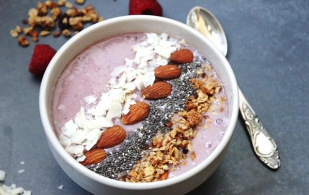 Acai Bowl Recipe Vegan Challenge