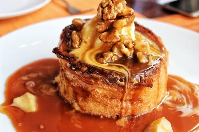 Gordon's Cafe Le Gray Hotel - Restaurant Review (11)=Pain Perdu