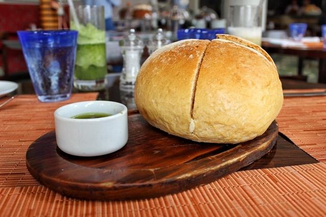 Gordon's bread