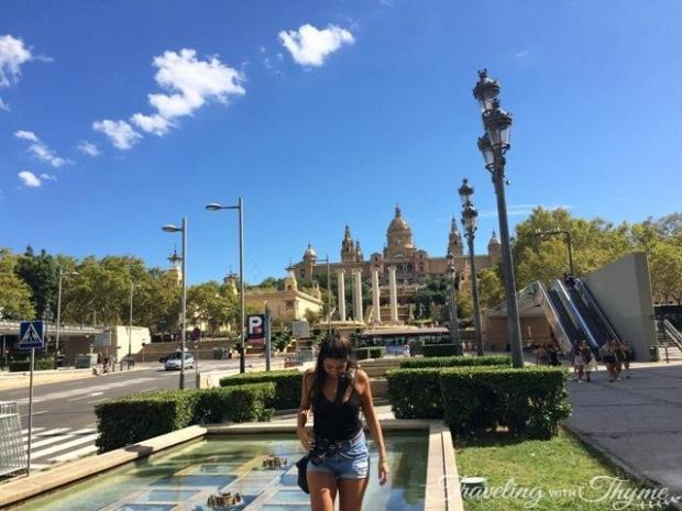 barcelona mnac museum