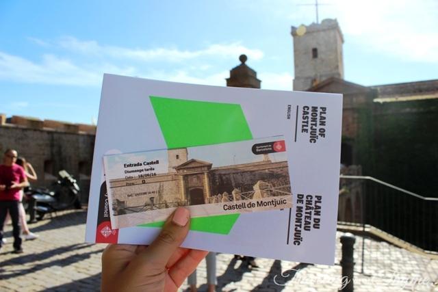 Barcelona Montjuic Castle Tickets Admission