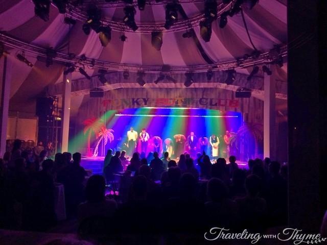 Edinburgh Five Guys Named Moe Theatre