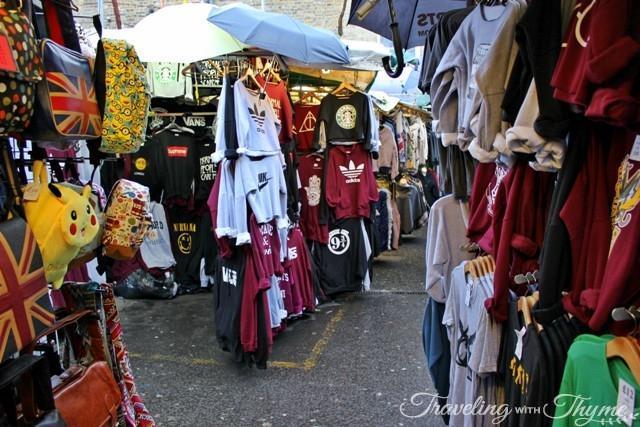 Shopping Camden Town