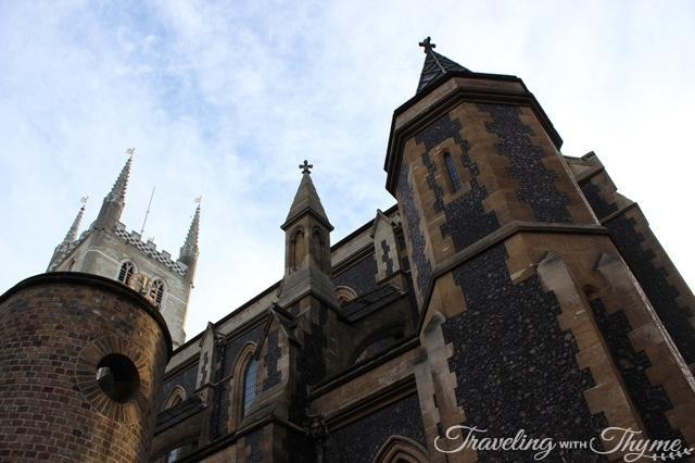 Southwark Cathedral Free Tour London