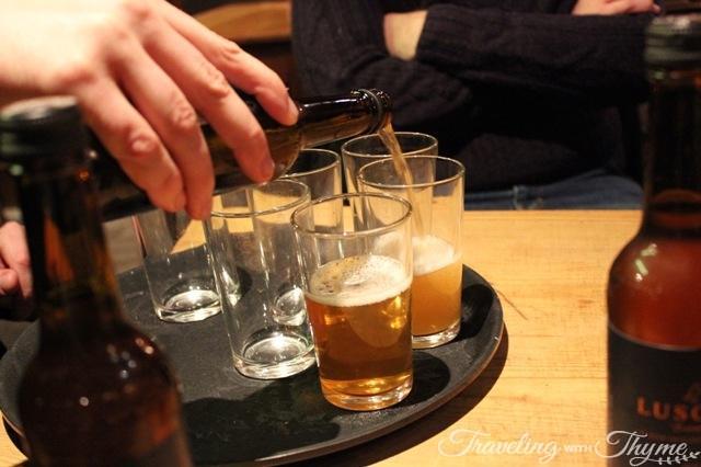 Cider Tasting Secret London Food Tours