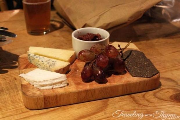 Cheese Tasting Secret Food Tours in London