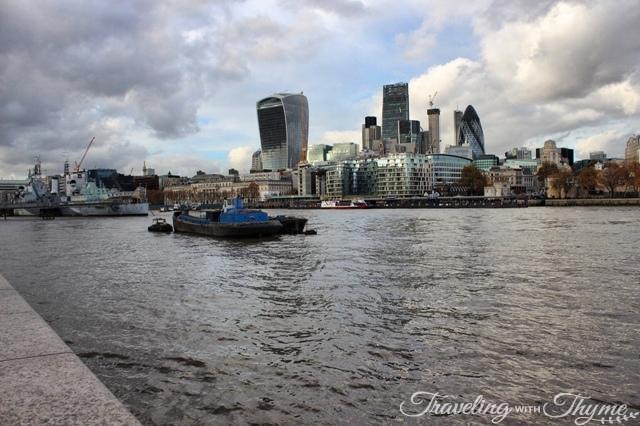 Secret Food Tours London Buildings