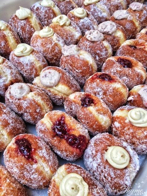 London Borough Market Donuts Bread Ahead