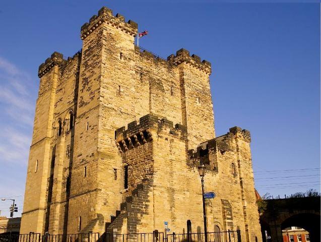 Newcastle Castle UK