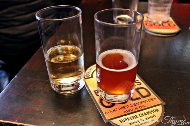 Spitalfields Pub British Cider