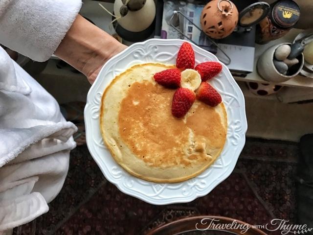 Eat Diet Club Healthy Pancake Breakfast