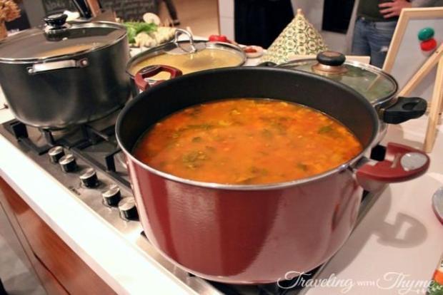 The Flavour Thief Marrakesh Soup