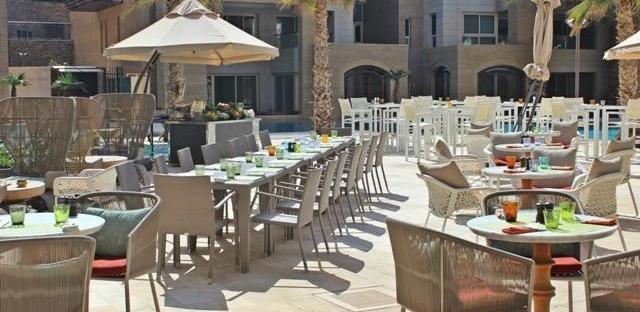 Sunday Brunch at Kempinski Hotel Beirut Summerland