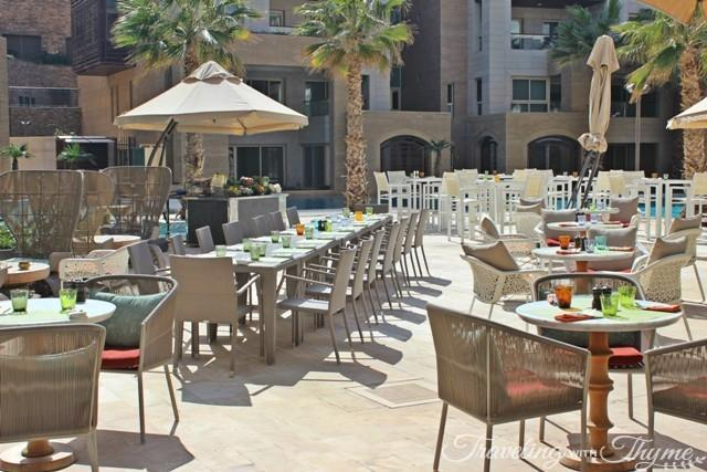 Sunday Brunch at Kempinski Hotel Beirut Summerland