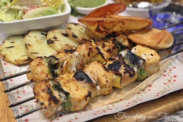 Nasma Beyrouth Fish Taouk طاووق