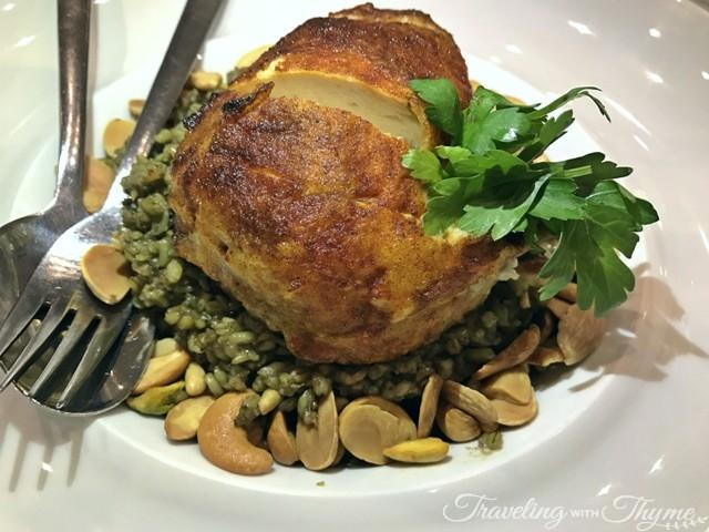 Nasma Chicken Freekeh فريكة بالدجاج