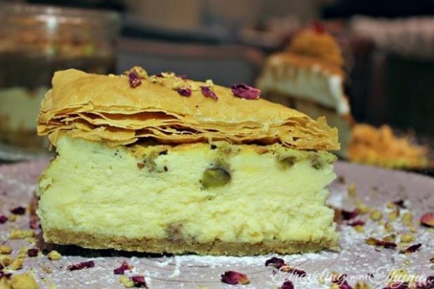 Nasma Beyrouth Dessert Baklava Cheesecake