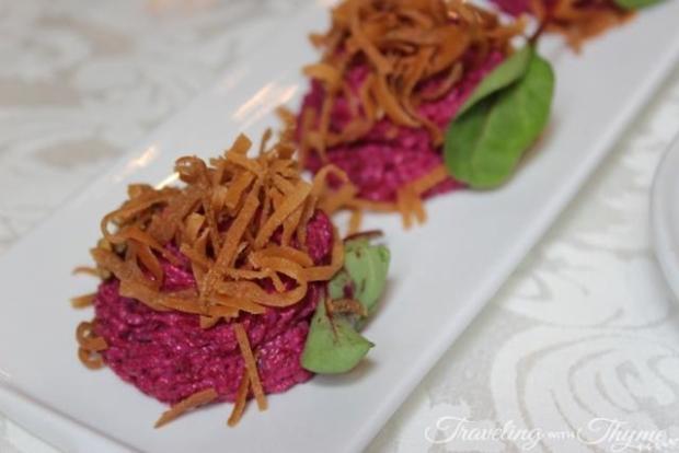 Lebanese mezza lunch Villa Linda Sursock