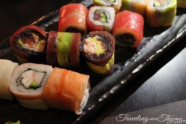 Tamashii Sushi Lebanon Maki Salmon