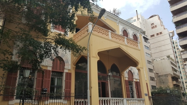 Linda Sursock Palace Achrafieh