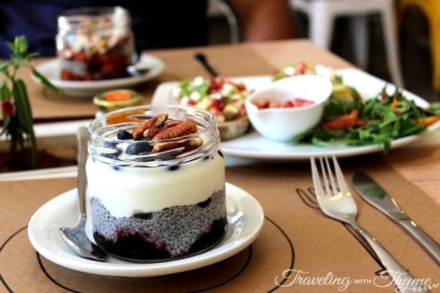 Breakfast Barn Ashrafieh Beirut