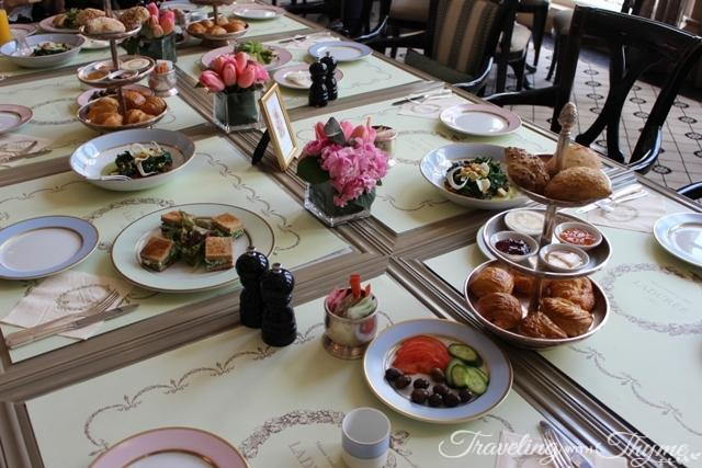 Laduree Beyrouth Mothers Day Brunch