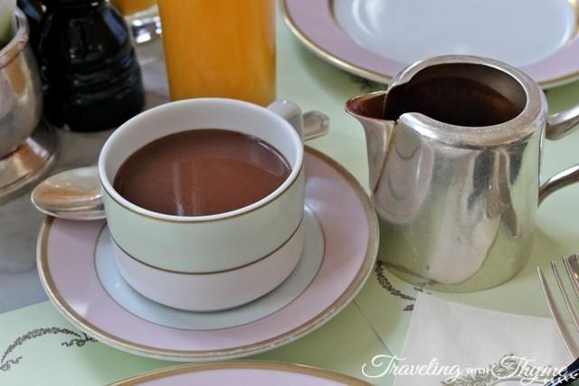 LaDuree Paris Hot Chocolate
