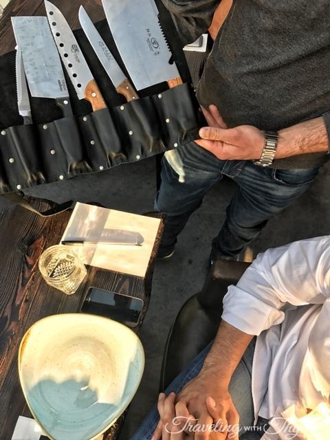 SteakBarSushi Restaurant Cutlery