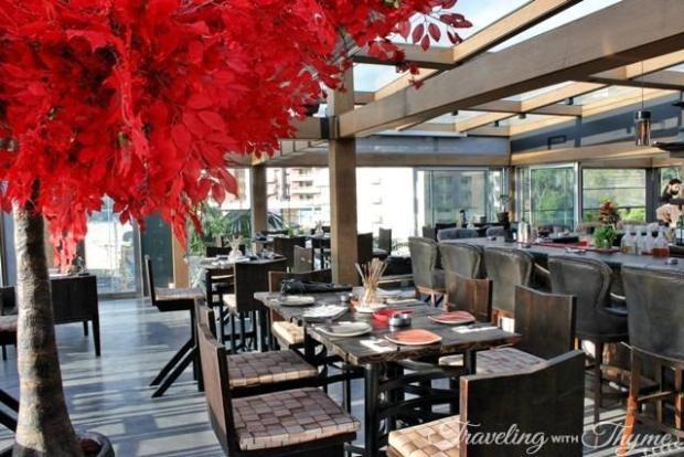 Steak Bar Sushi Restaurant Lebanon Decor