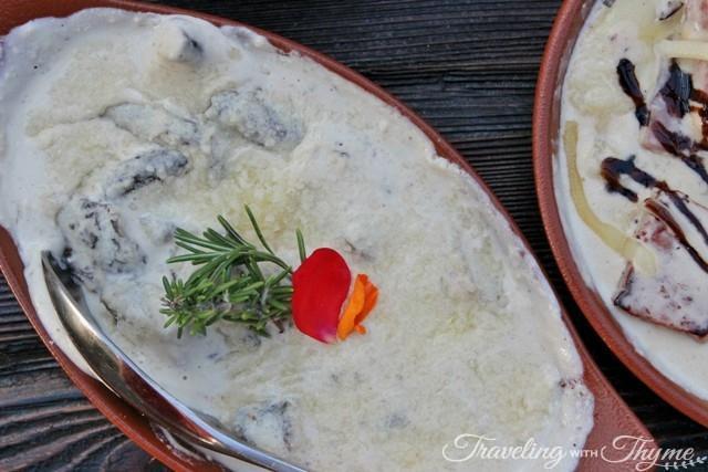 Steak Bar Sushi Restaurant Lebanon Appetizer