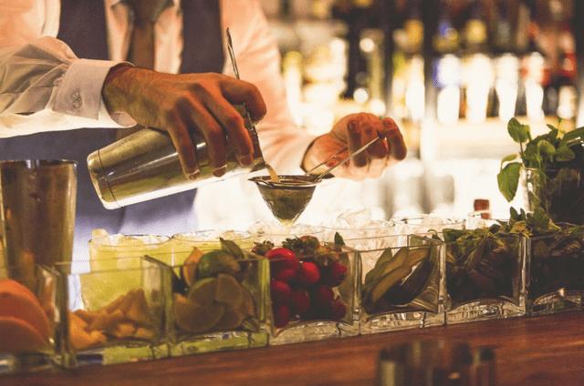 Bonavida Bar Restaurant Design Beirut