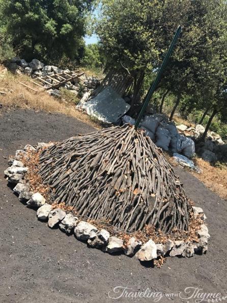 Lebanon Lebanese Coal Making
