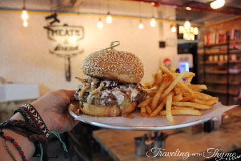 Meats and Bread Gemmayze Beirut Burger
