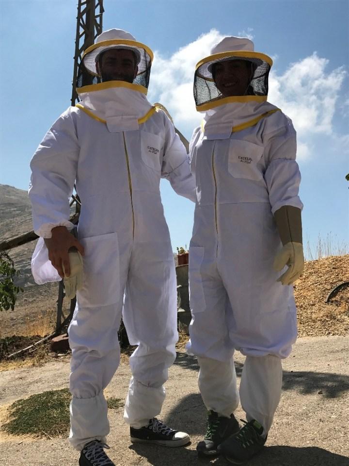 Atelier du Miel Beekeeping Workshop Suit