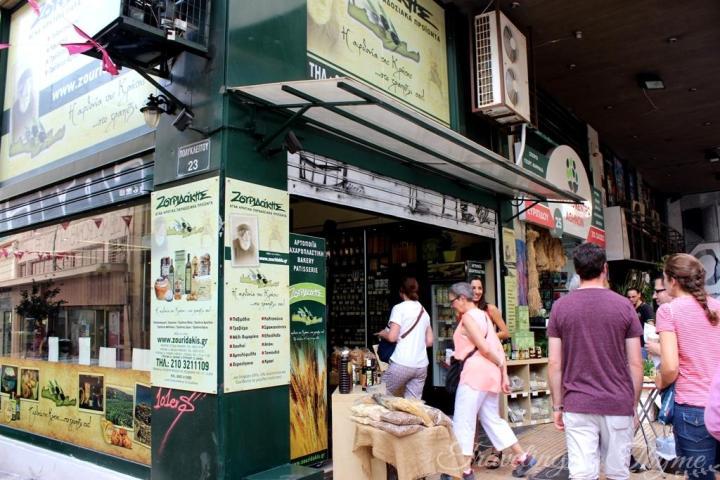 Athens Food Tour Greek Grocery Crete