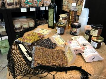 Athens Food Tour Greek Grocery Store