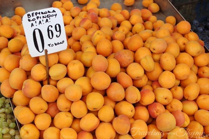 Athens Food Tour Fruit Produce Market