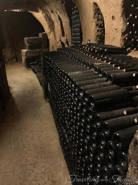 Chateau Ksara Bekaa Winery Caves Wine