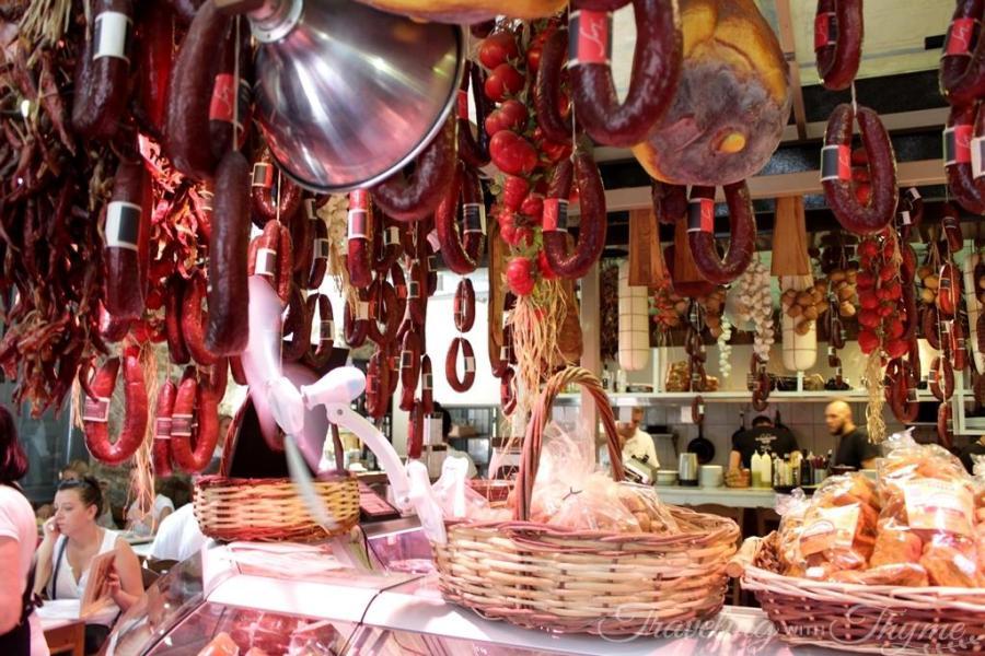 Karamanlidika tou Fani Restaurant Athens Charcuterie