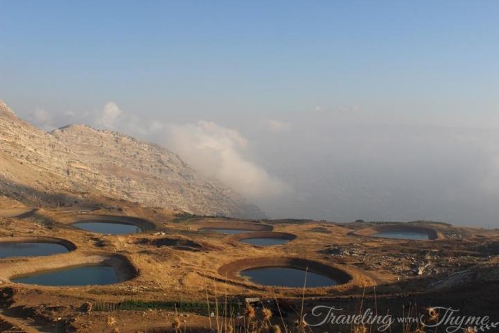 Laklouk Lakes Bohayrat Hiking Lebanon Nature